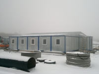 Строительные бытовки, металлические вагончики для жилья, блок-контейнеры купить, модульные здания, блок-модули, посты охраны, КПП
