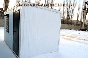 Отделка стен оцинкованный профлист с полимерным покрытием (цвет белый)