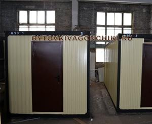 Отделка стен оцинкованный профлист с полимерным покрытием (цвет бежевый)