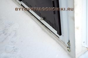 Крючок для фиксации двери