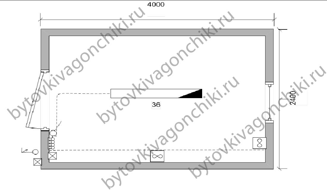 Схема электрики БК-4*2,4*2,5