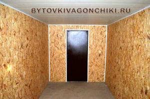 Отделка стен плиты OSB (ОСБ, ОСП)